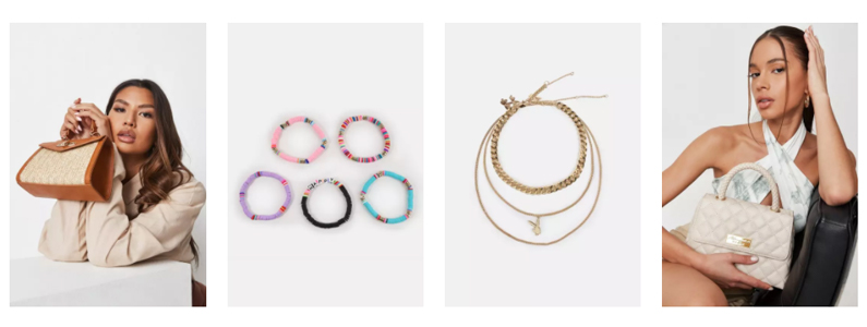 Missguided accessories review