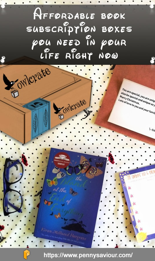 affordable book subscription boxes