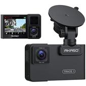 AKASO Trace 1 Dual Dash Cam for Cars