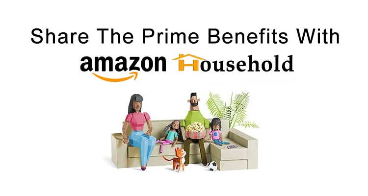 amazon household