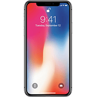 Apple - iPhone X factory unlocked
