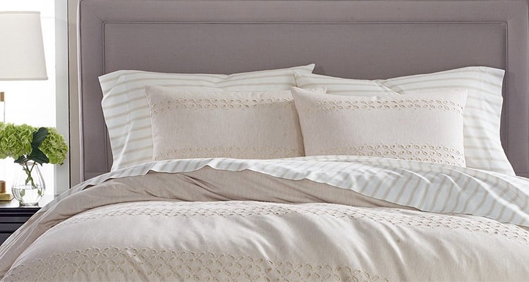 bedding and linens sale