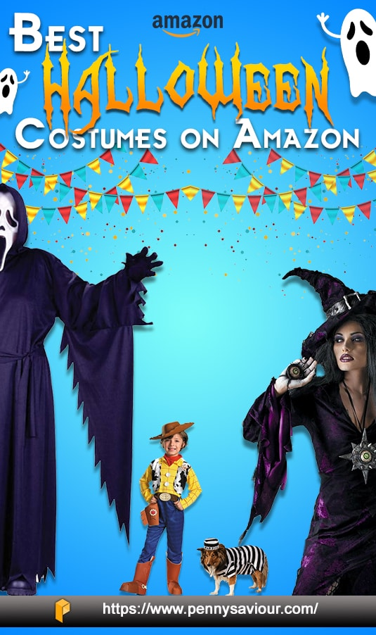 Best Halloween Costumes on Amazon Pinterest