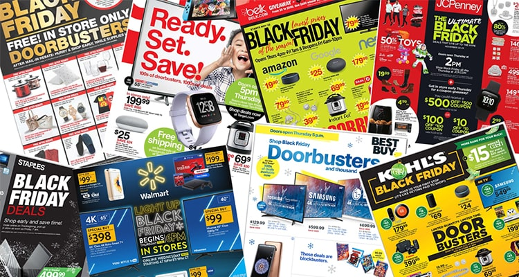 Best Places to Get Free Stuff on Black Friday