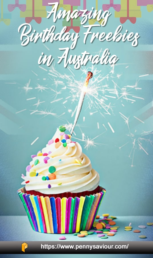 best birthday freebies in australia