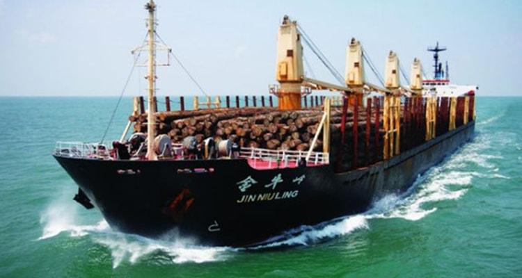 break bulk vessel