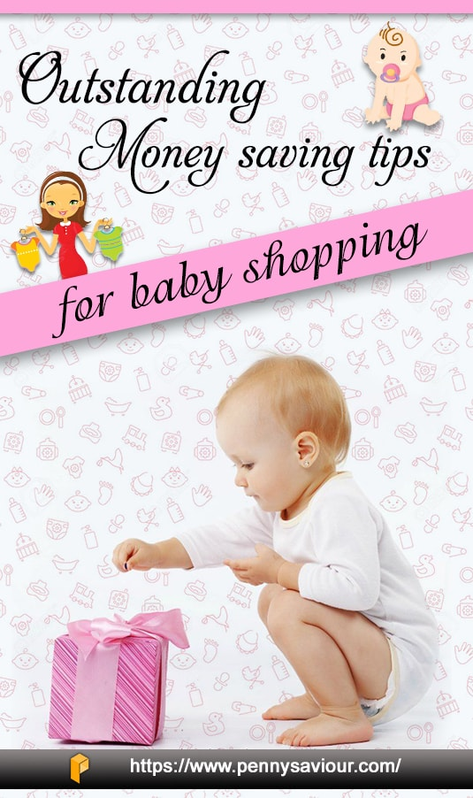 tips to save money on baby shopping