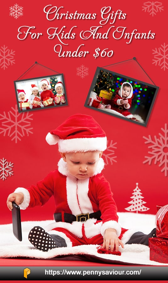 Christmas Gifts for Kids and Infants Under $60 Pinterest