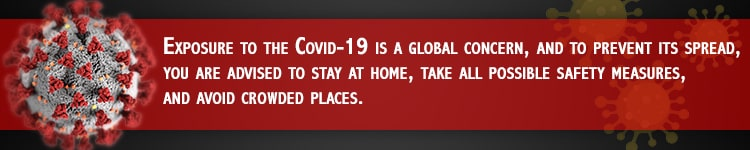 disclaimer for covid-19
