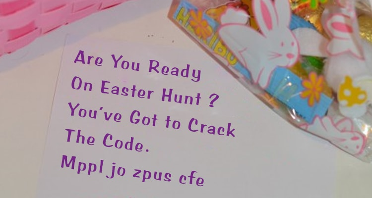 Crack the code to find the egg