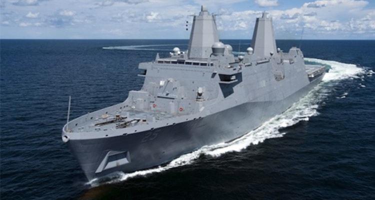 cruiser war ship