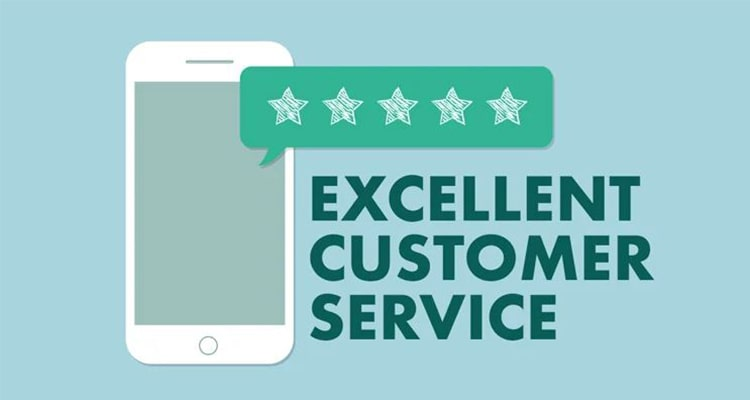 great customer service at turnkey