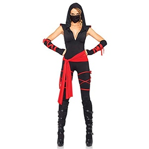 Leg Avenue Deadly Ninja