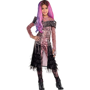 Party City Decendants 3 Audrey Costume