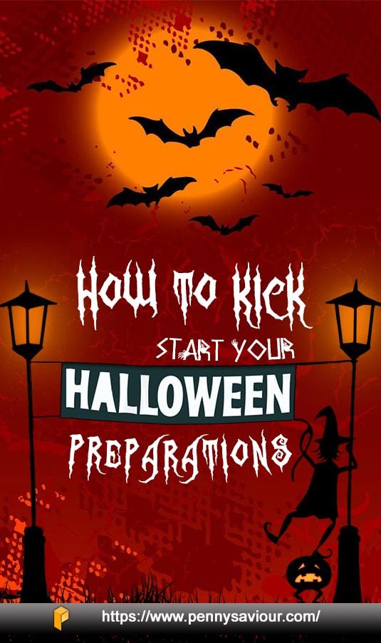 halloween preparations ideas