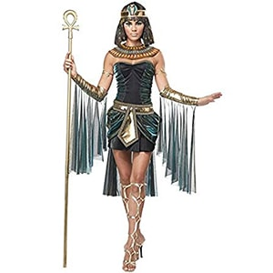 California Costumes Egyptian Goddess