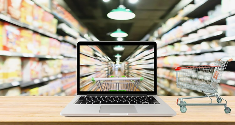 explore different grocery stores