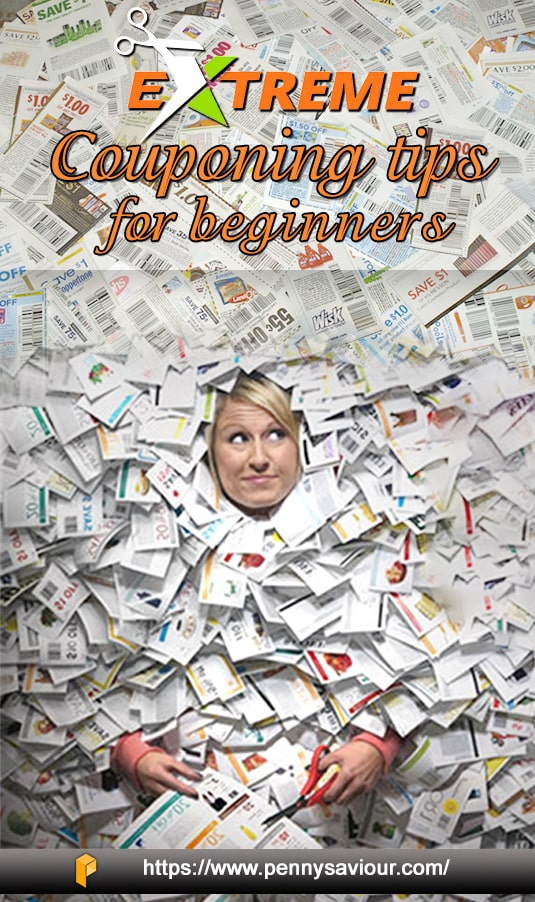 Extreme Couponing Tips and Tricks For Beginners Pinterest