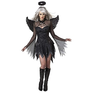California Costumes Fallen Angel