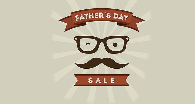 fathers day discount
