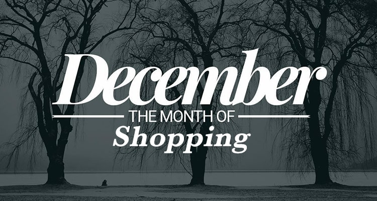 Shopping Guide For December