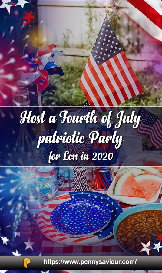 fourth of july party on a budget pinterest