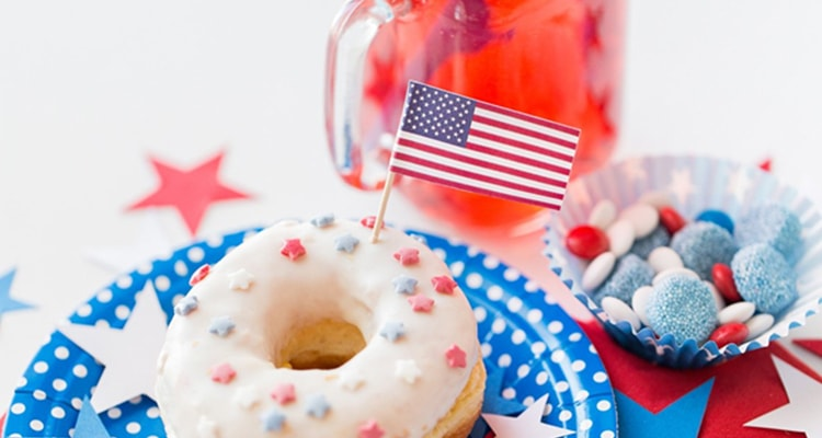 fourth of July restaurant freebies