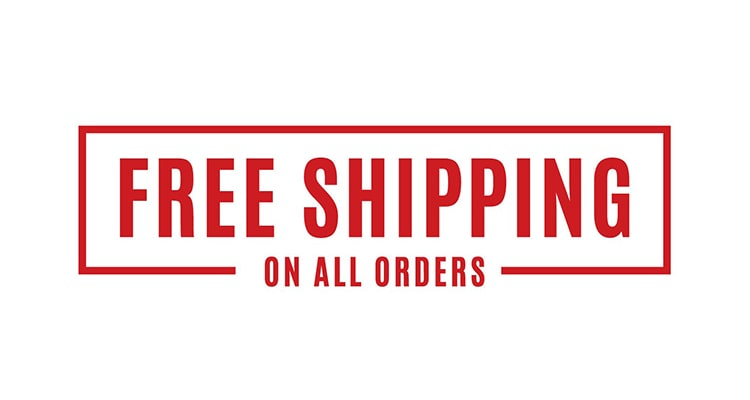 Free Shipping on Black Friday
