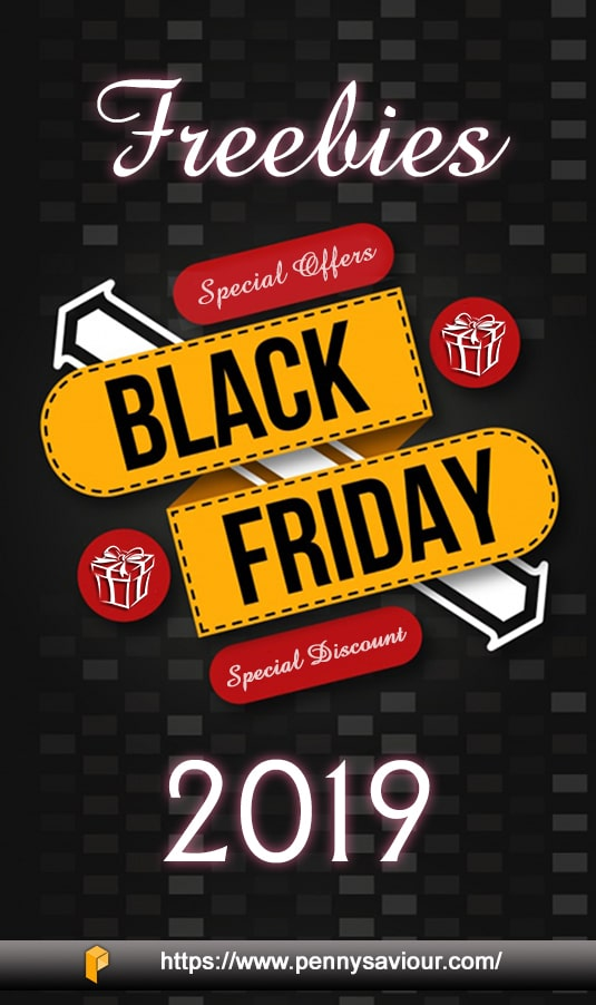 Free Stuff on Black Friday Pinterest
