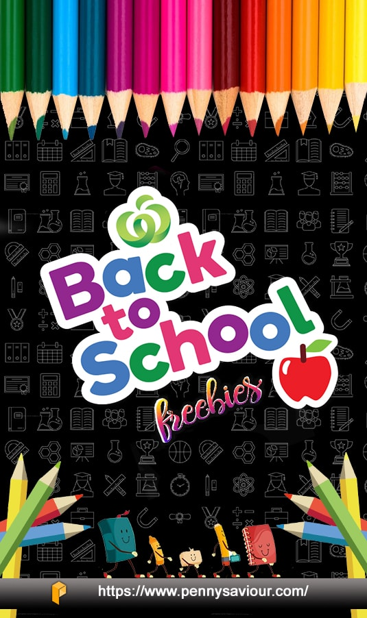 back to school freebies 2019