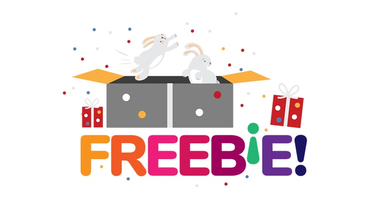 Freebies to catch in March 2020