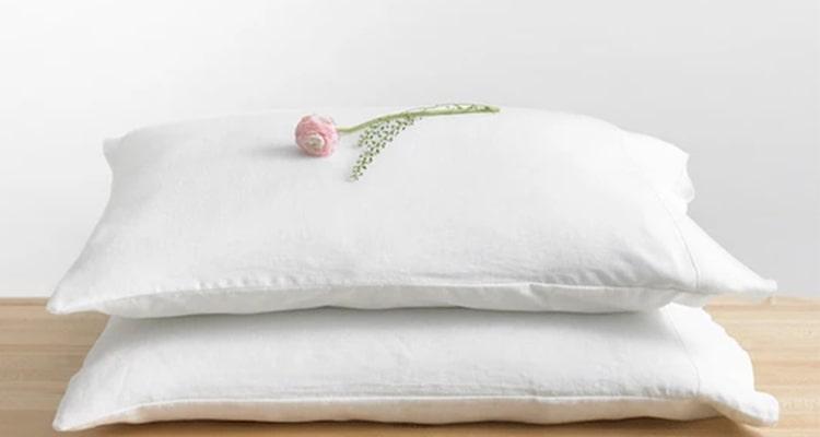 french linen pillowcase set