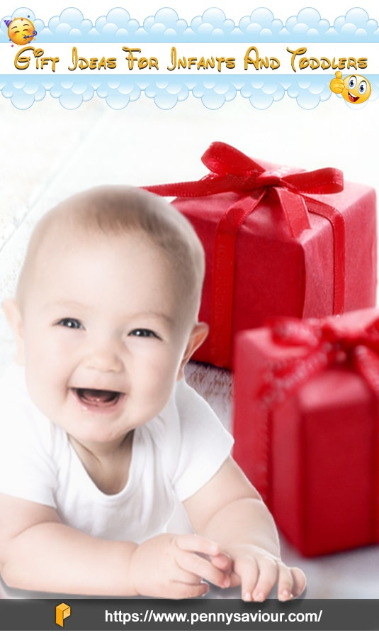 gifts for infants and toddlers