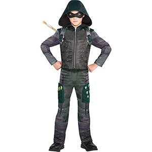 Suit Yourself Green Arrow Costume