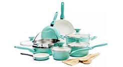 GreenPan Rio 16pc Cookware Set