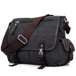 Heavy Canvas Classic Messenger Bag