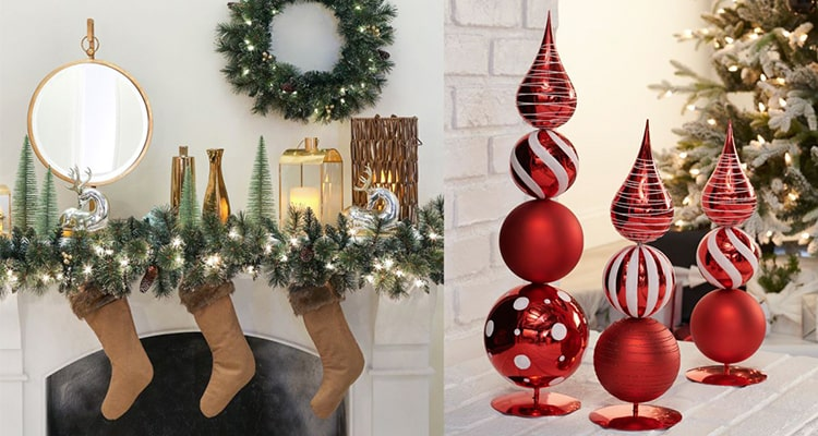 Holiday Decor Deals In January
