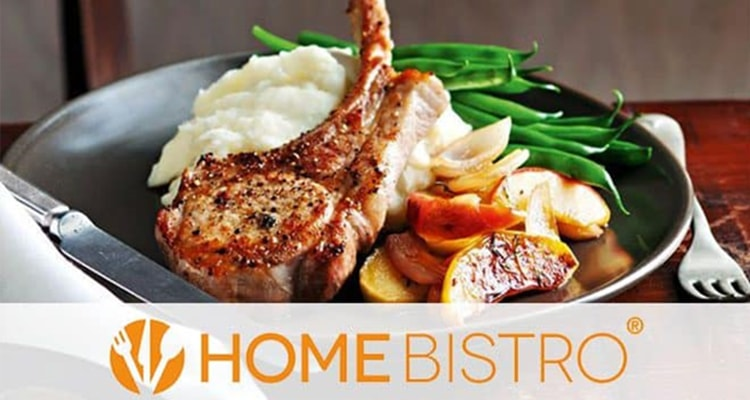 home bistro meal delivery service