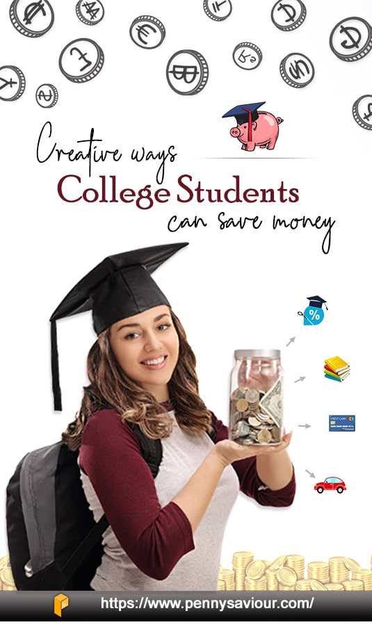 ways college students can save money