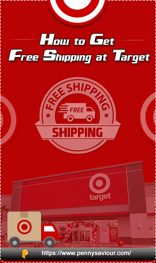 How to Get Free Shipping at Target Pinterest