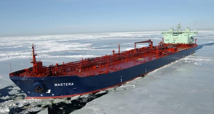 ice breaker ship