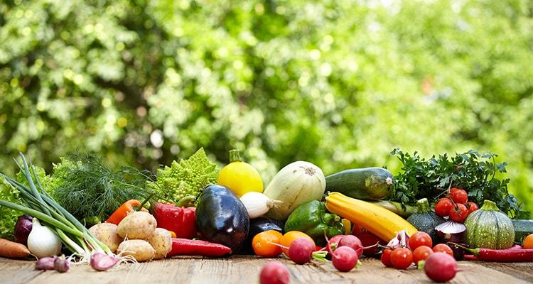 in-season produce
