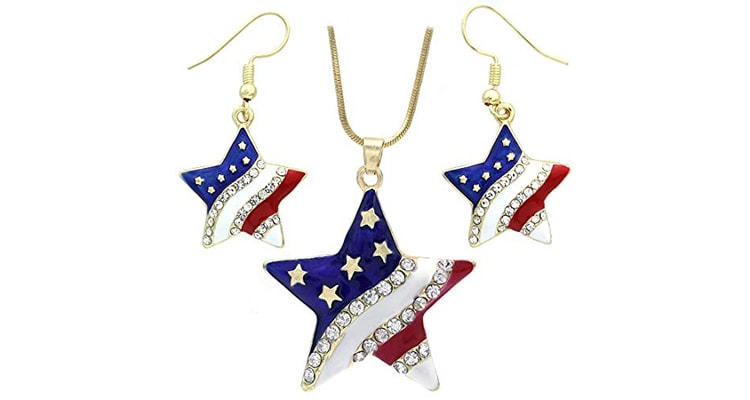 fourth of july inspired jewelry