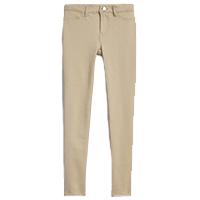 Kids Uniform Ponte Pants