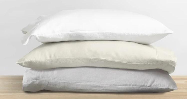 king french linen pillowcase set