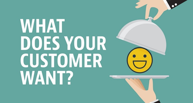 know your customers need