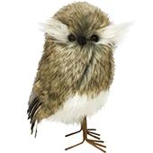St. Nicholas Square® Owl Faux Fur Table Décor