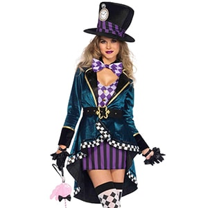 Leg Avenue Delightful Mad Hatter