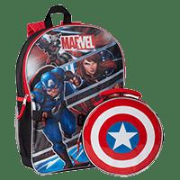 marvel captain america backpack