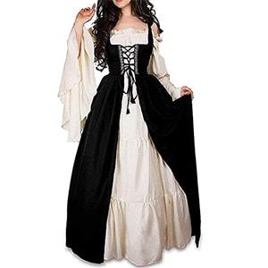 Abaowedding Medieval Renaissance Costume